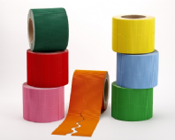 Cardboard School Display Border Rolls Corrugated Style 15M